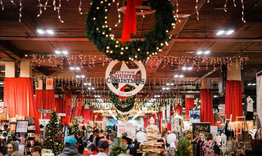 Stetson Country Christmas
